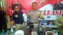 Polres Sukabumi Tangkap Pelaku Pencemaran Lingkungan