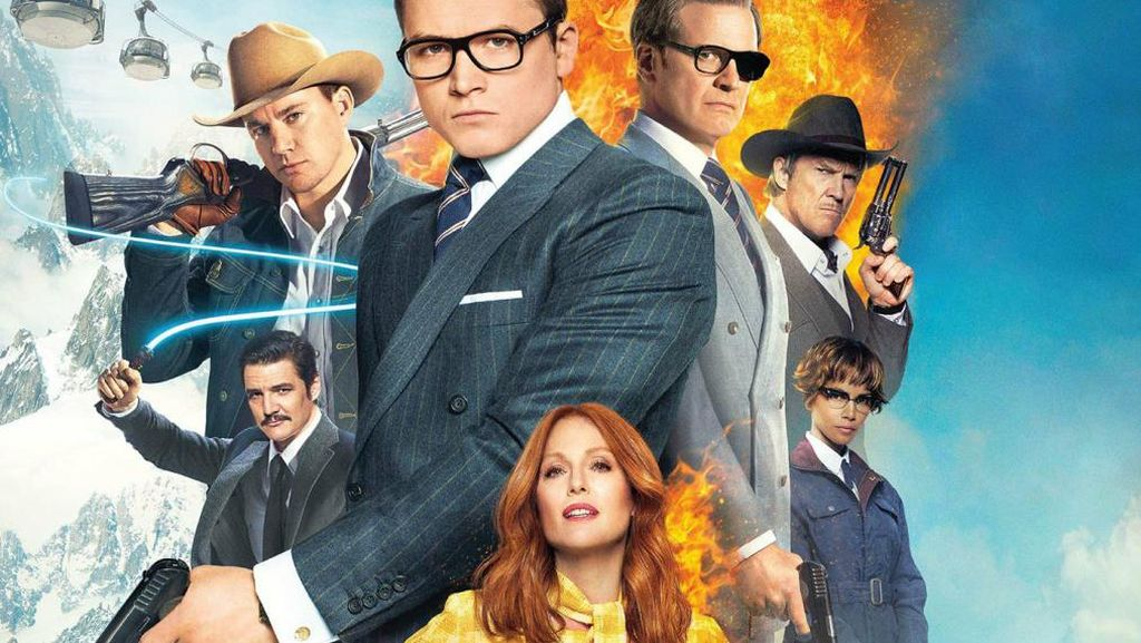 Sejuta Kejutan di Kingsman: The Golden Circle