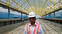 Menhub: Kami Mau Masyarakat Menggunakan LRT sebagai Gaya Hidup