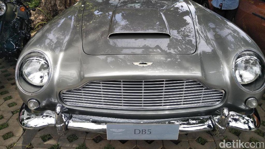 Mobil James Bond Ini Siap Touring di Indonesia