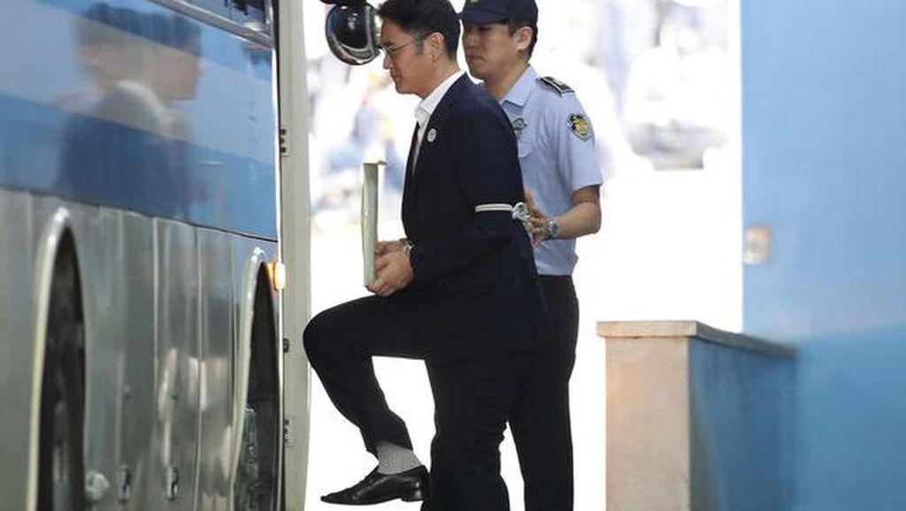 Divonis 5 Tahun Penjara, Pangeran Samsung Banding