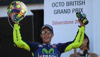 Rossi Senang Penuhi Target Naik Podium