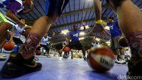 Antusias Peserta Camp Jr. NBA Indonesia 2017