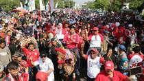 Peringati HUT 72 RI, Taruna Merah Putih Gelar Parade Kebhinekaan
