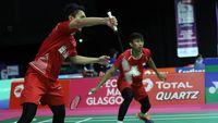 Dikalahkan Pasangan China, Ahsan/Rian Harus Puas Jadi Runner-up