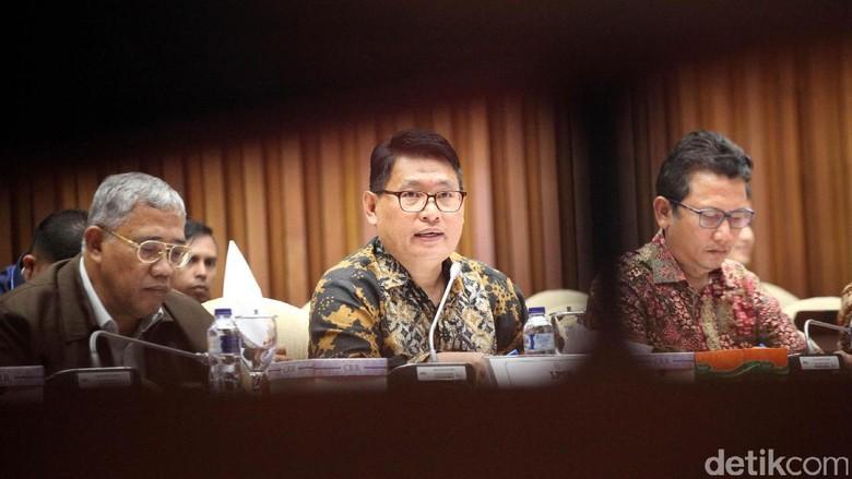 Pansus Angket KPK dan LPSK Bahas Perlindungan Saksi