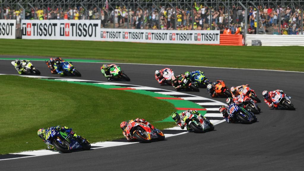 Resmi, Thailand Gelar MotoGP Mulai 2018
