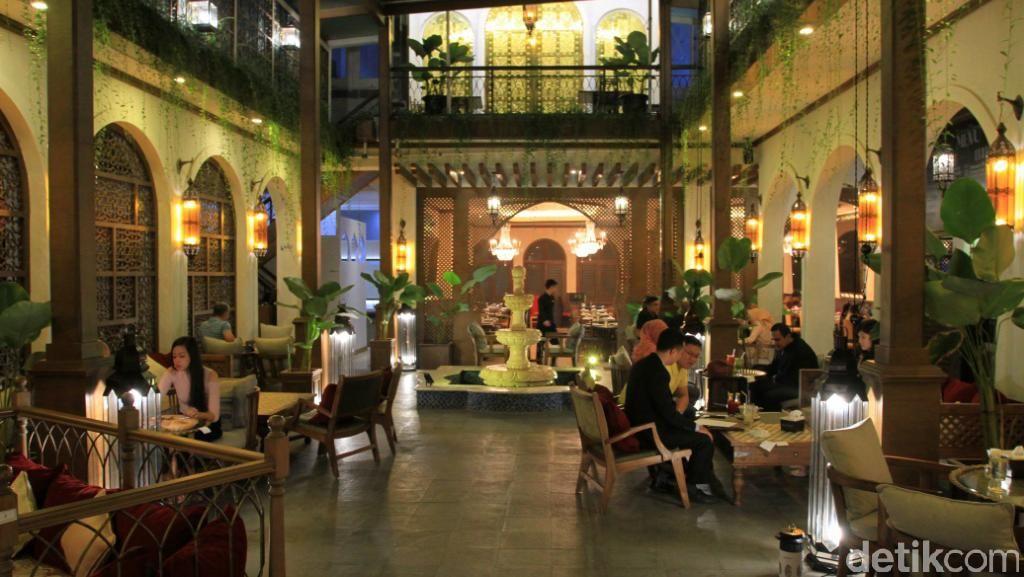 Wisata Kuliner Timur Tengah yang Lagi Hits di Bandung