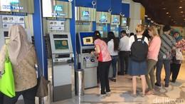 Seluruh ATM BCA Kembali Beroperasi Normal