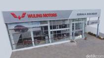 Wuling Resmikan Diler Pertama di Makassar