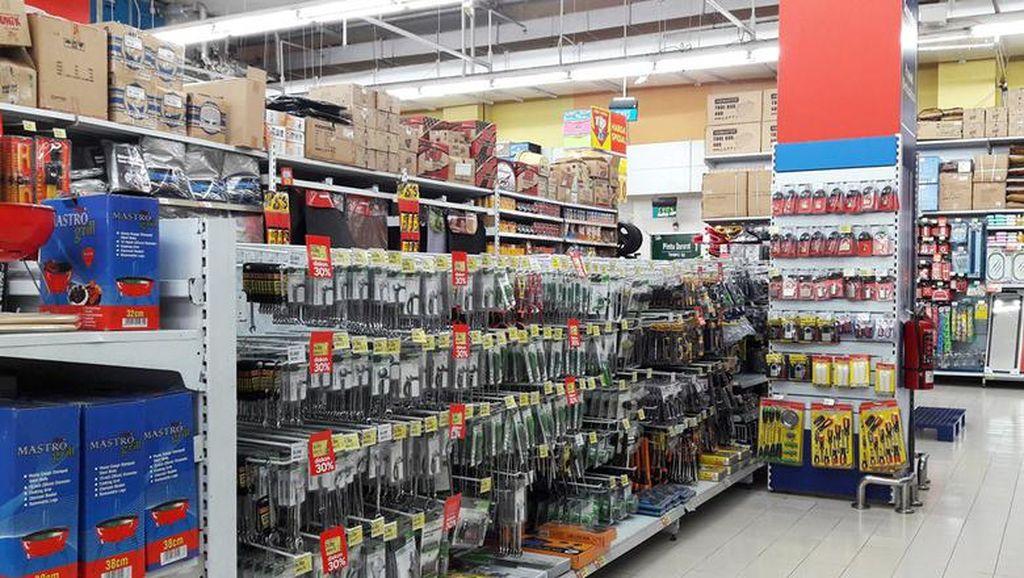 Transmart Carrefour Tawarkan Promo Perkakas Rumah Tangga