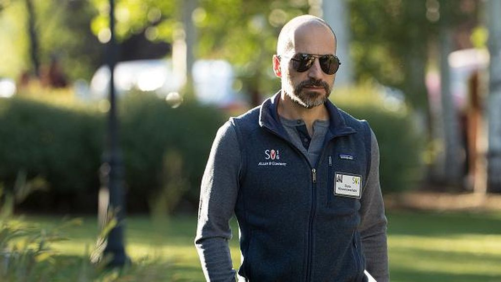 Bos Baru Uber Musuhi Donald Trump, Kenapa?