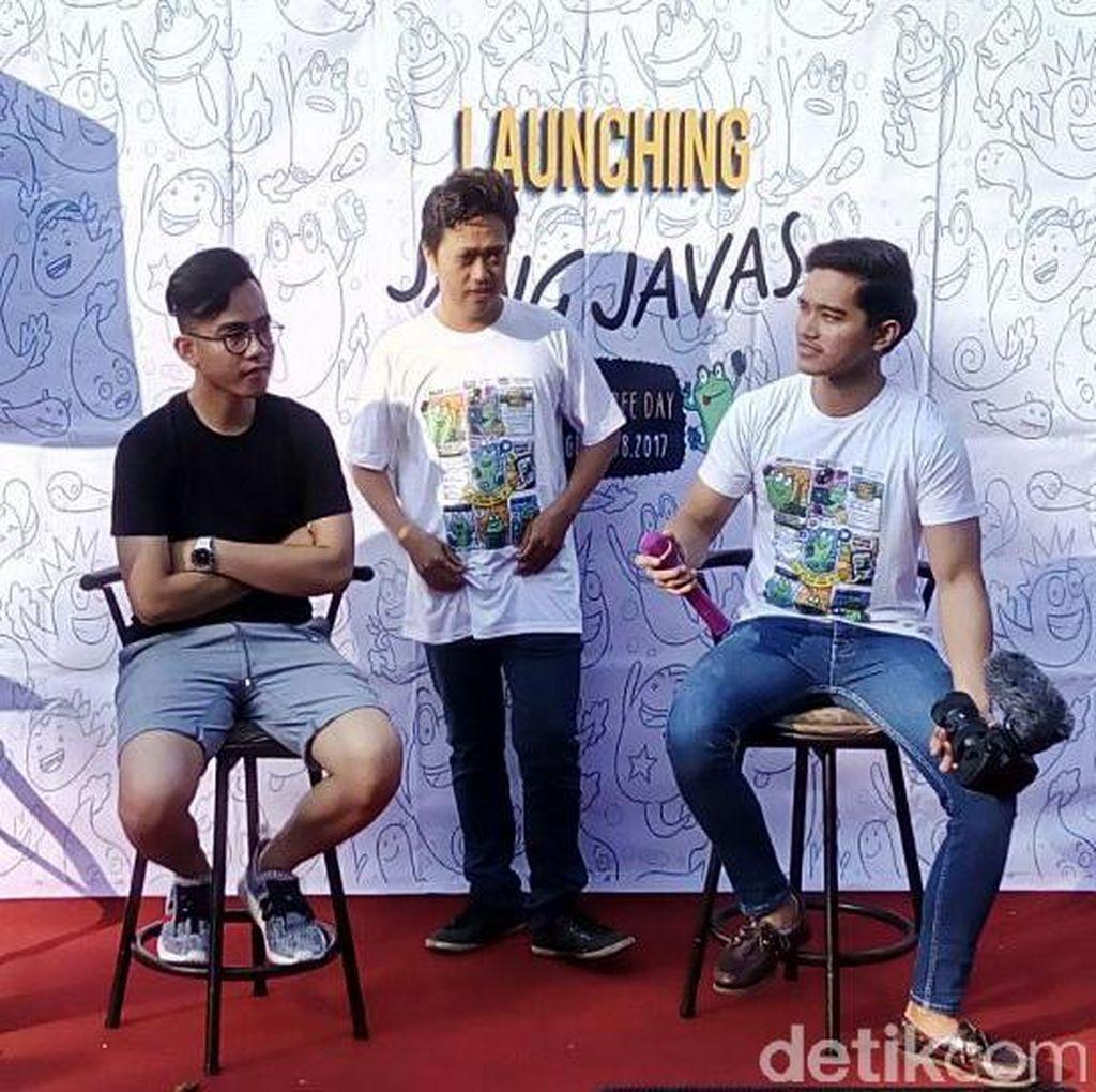 Kaesang dan Gibran Doyan Main Mobile Legends