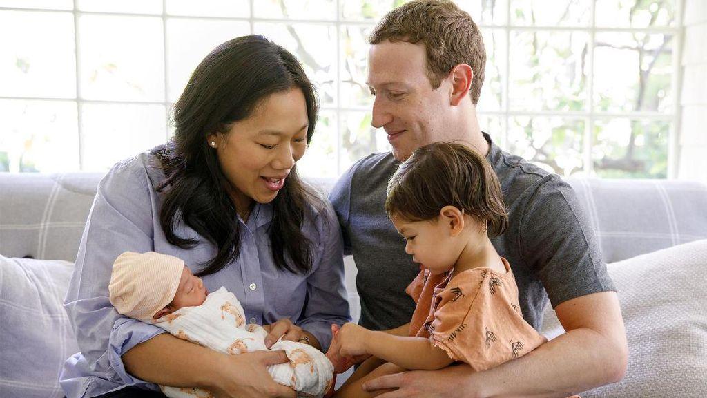 Mark Zuckerberg Mau Lepas Saham Facebook Rp 168 Triliun