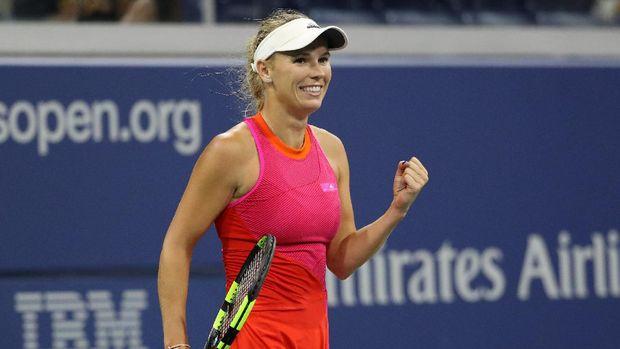 Kembali Tampil di Grand Slam, Sharapova Pulangkan Halep