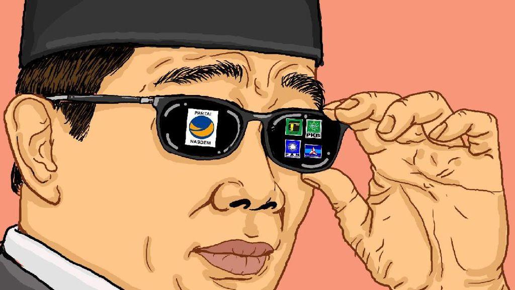 Meretas Jalan Politik Ridwan Kamil