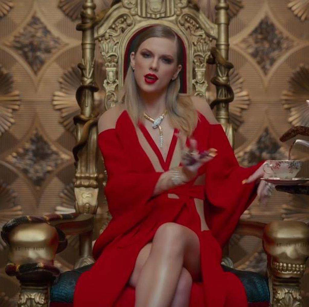Dituduh Mencuri Lirik, Pihak Taylor Swift Anggap Semua Demi Uang