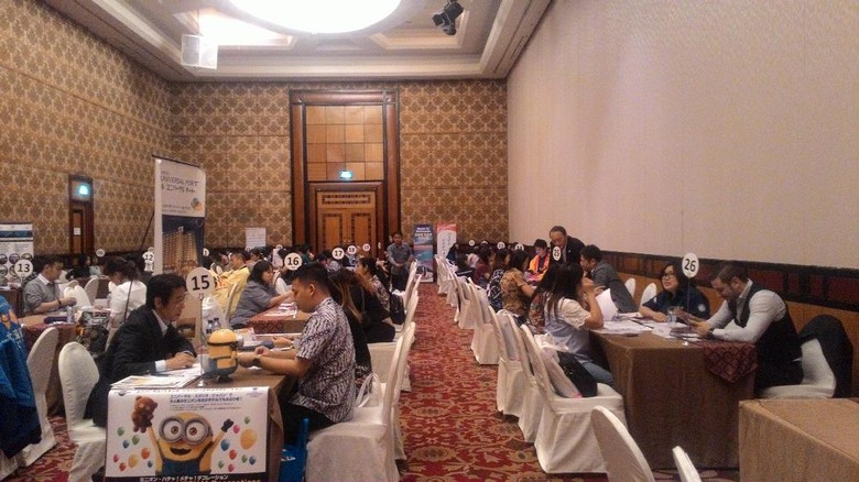 Indonesia Duduki Peringkat Pertama Warganya - Surabaya Surabaya menjadi kota kedua dalam tour destinasi Japan Travel Fair yang diadakan oleh Japan National Tourism Organization