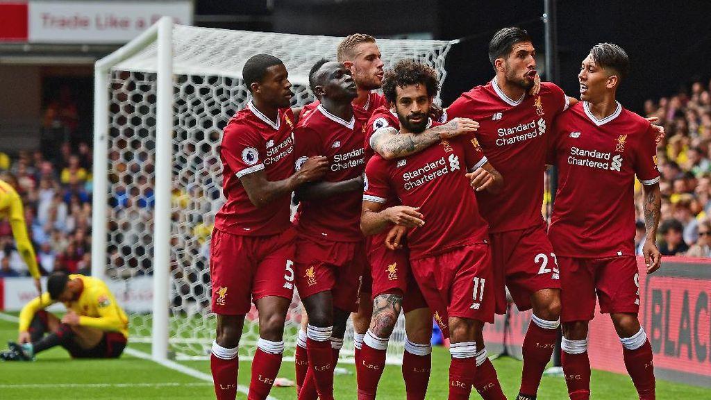 Liverpool Akan Bangun Akademi Sepakbola di Surabaya