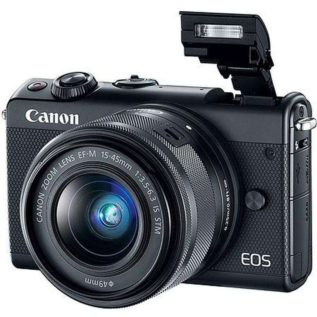 Canon EOS M100 Meluncur, Apa yang Baru?