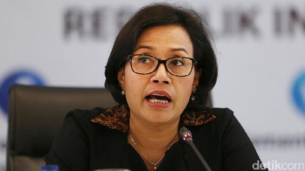 Janji Sri Mulyani di Depan DPR, Wujudkan Pertumbuhan Ekonomi 5,4%