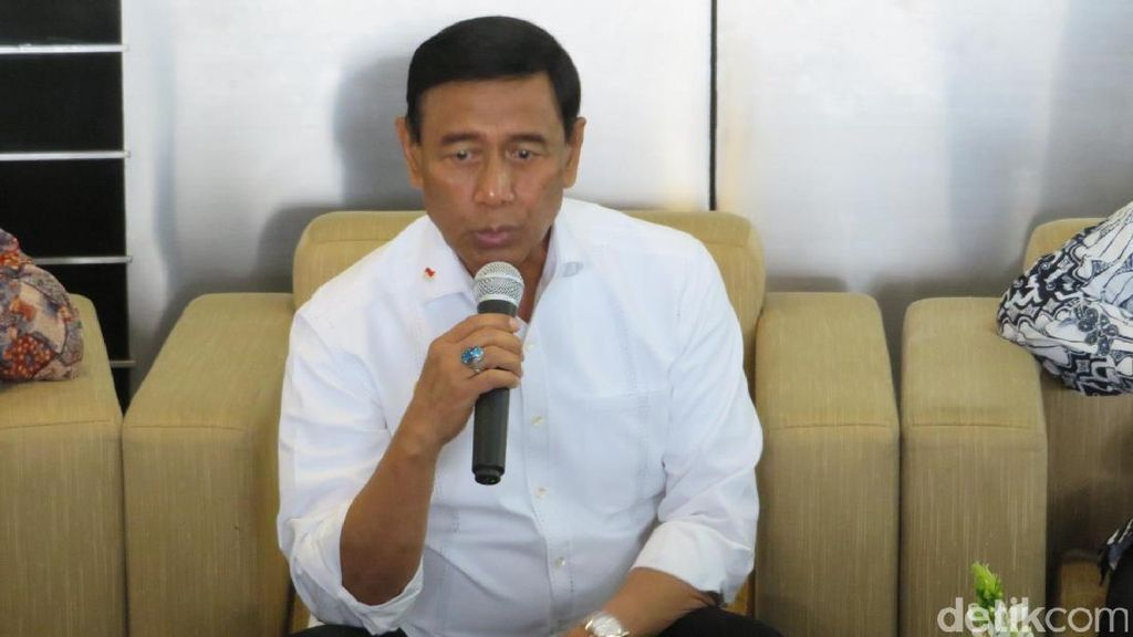Soal Penyelesaian Kasus HAM, Wiranto Merujuk ke Adat Bakar Batu