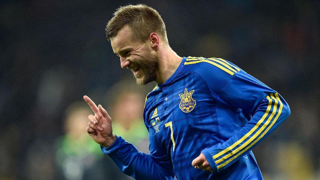 Dortmund Datangkan Andriy Yarmolenko dari Dynamo Kiev