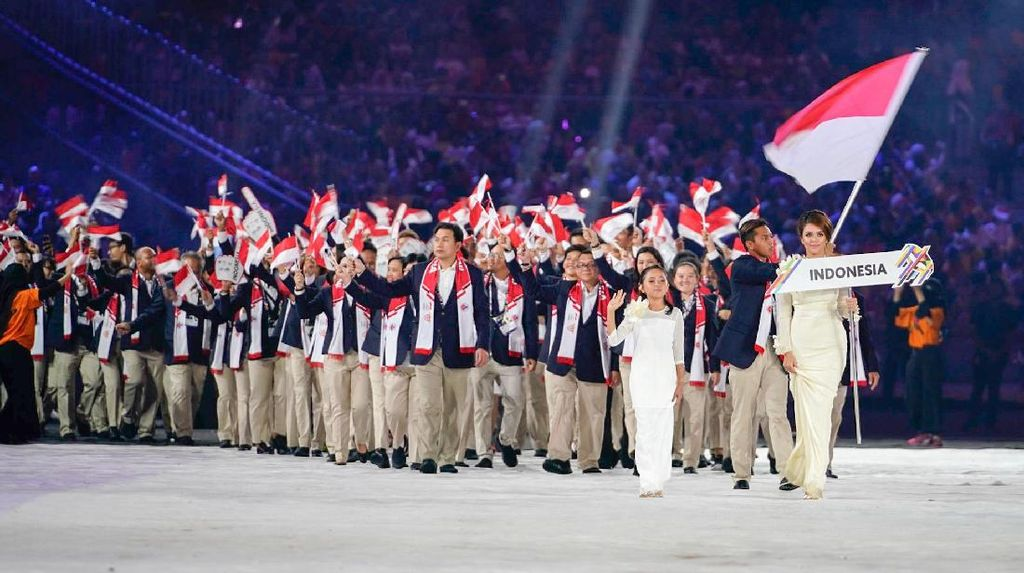Olahraga Indonesia Krisis Prestasi