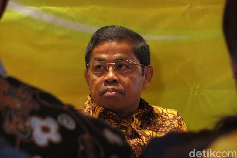 Golkar: Oknum yang Sebar Isu Novanto Bertemu Ketua MA Minta Maaf