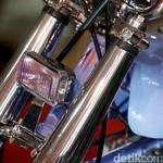 Honda Tiger Scrambler Tracker Jawara Kontes Modifikasi