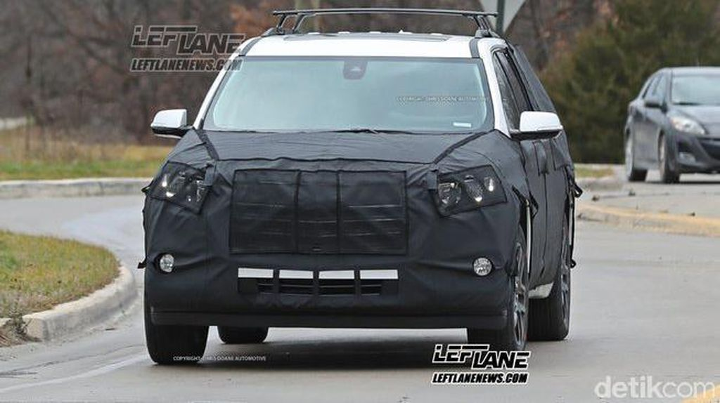 Chevrolet Blazer Hidup Lagi, Tapi Mobilnya Jadi Lembut
