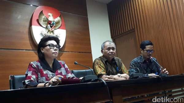 KPK Tahan Cahyo Tersangka Penyuap Wali Kota Tegal