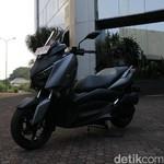 Yamaha: 1.500 Unit XMAX Terpesan Dalam 48 Jam