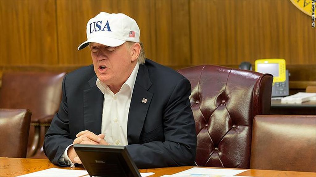Berapa Kekayaan Presiden AS Donald Trump?