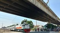 Lintasan Kereta Api di Kircon Bandung dan Cimahi Bakal Ditutup