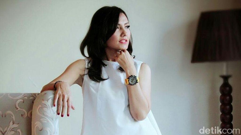 Dari Film Horor, Uwi Jasmine Tak Mau Mentok di Akting