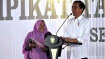 Groginya Warga Sukabumi Jawab Kuis dari Jokowi