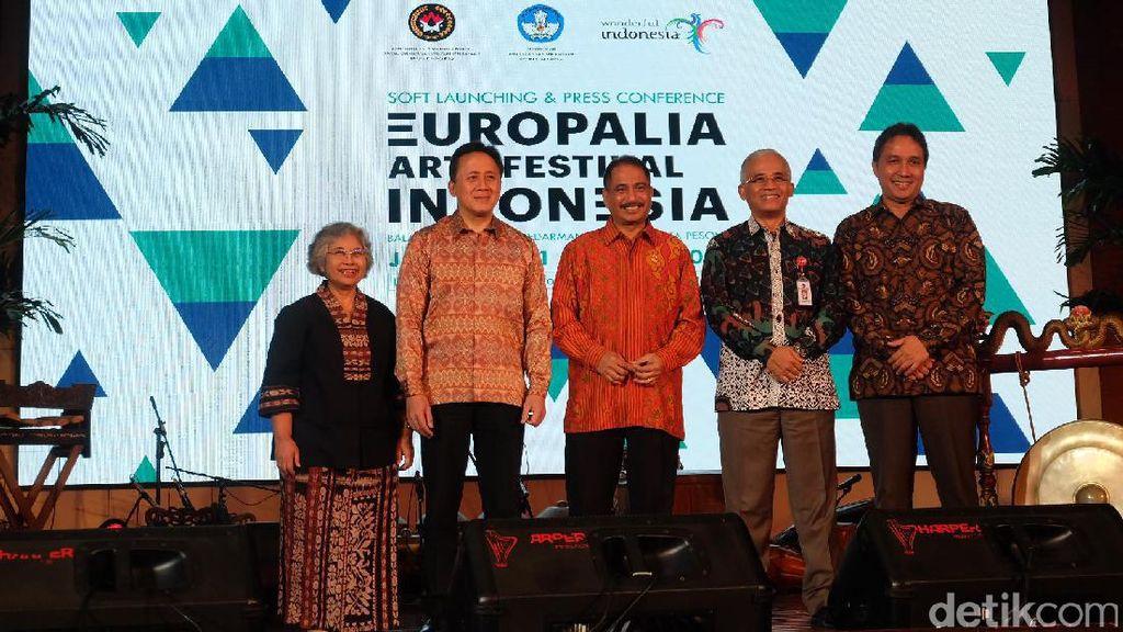 Persiapan Europalia Arts Festival Indonesia Sudah 90 Persen