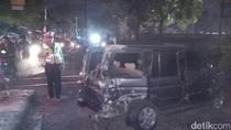 Mobil dan Motor Tertabrak Kereta di Cakung, 1 Orang Tewas