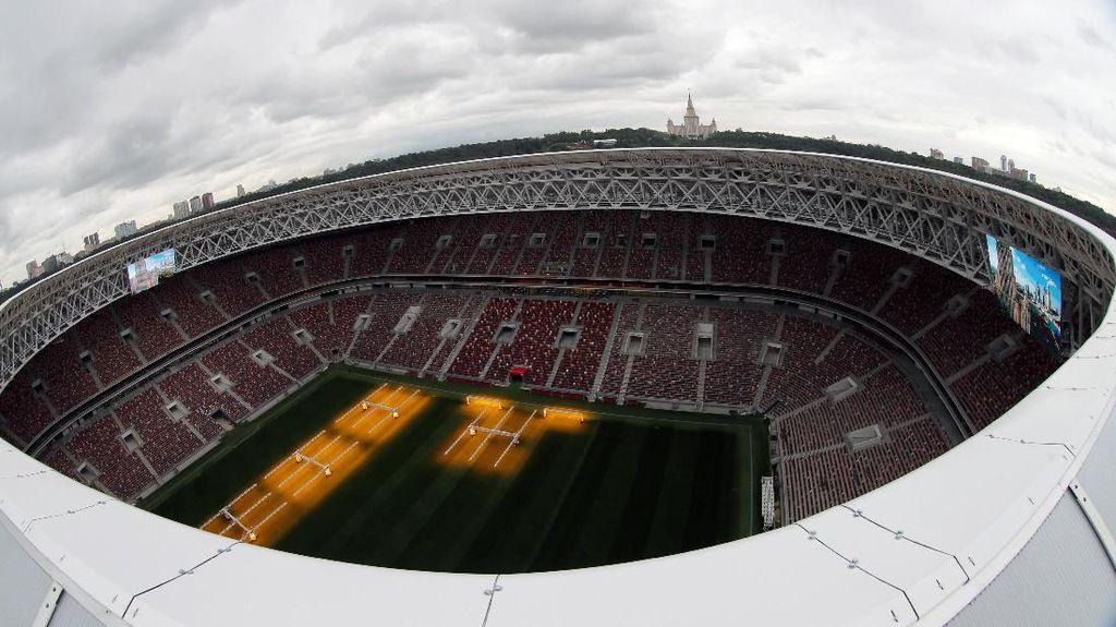 Foto: Ini Dia Stadion Luzhniki yang Mirip GBK