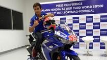Galang Hendra Akan Membalap di World Supersport 300