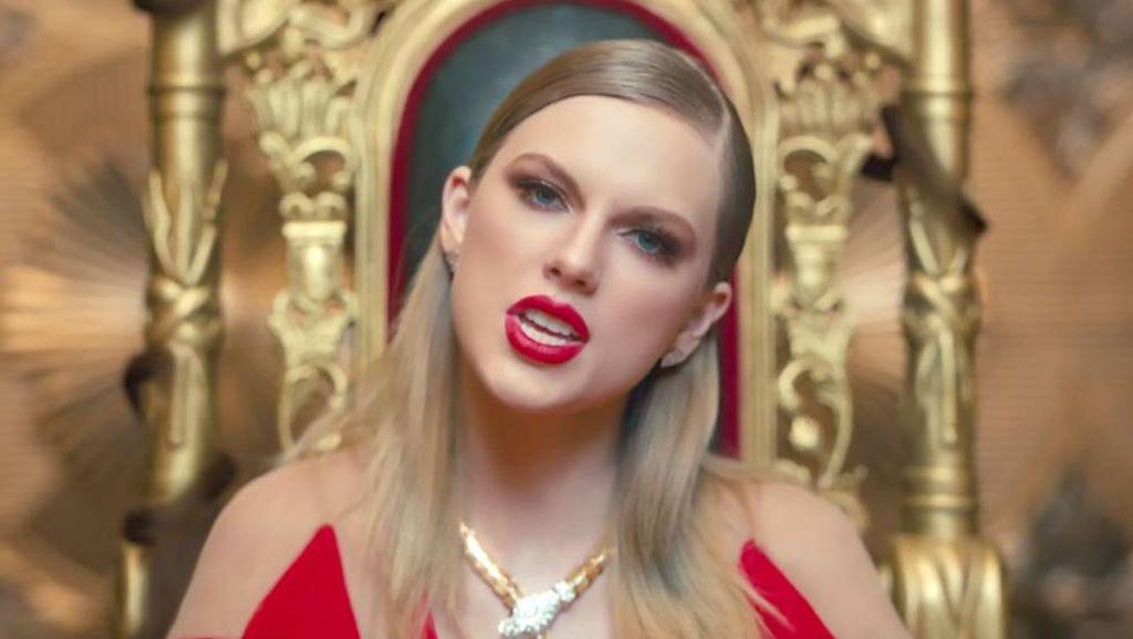 Mengintip Pembuatan Taylor Swift Look What You Made Me Do