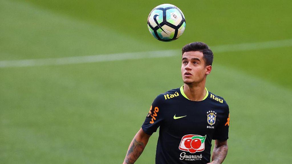 Pelatih Brasil kepada Coutinho: Pergilah ke Manapun Kamu Merasa Bahagia
