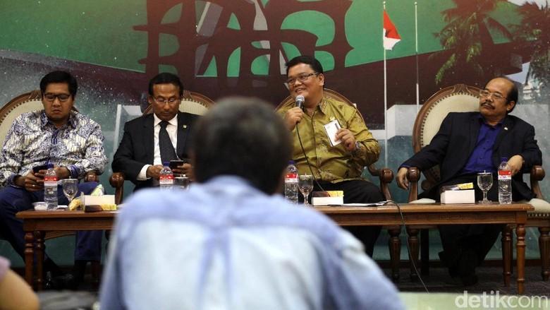 Diskusi Divestasi Saham Freeport