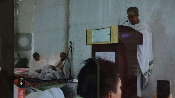 Makna Haji dan Pesan Global dalam Khotbah Wukuf di Arafah