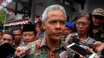 Diperiksa KPK, Ganjar Ditanya soal Pertemuan Novanto di Bandara Bali