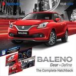 Tawarkan Pengalaman Beda, Suzuki Luncurkan Baleno Hatchback