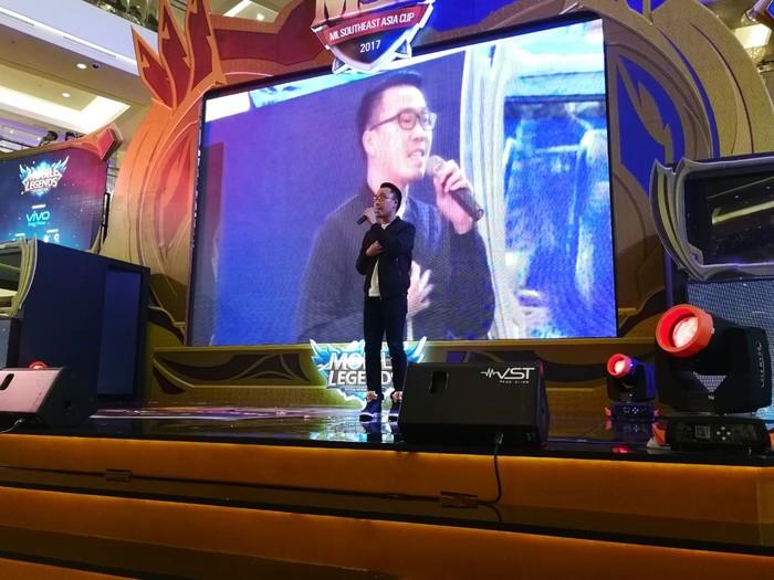 Edy Kusuma. Foto: Muhammad Alif Goenawan
