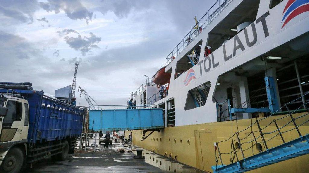 Ada Tol Laut, Harga Bahan Bangunan Hingga Makanan di Rote Turun 20%