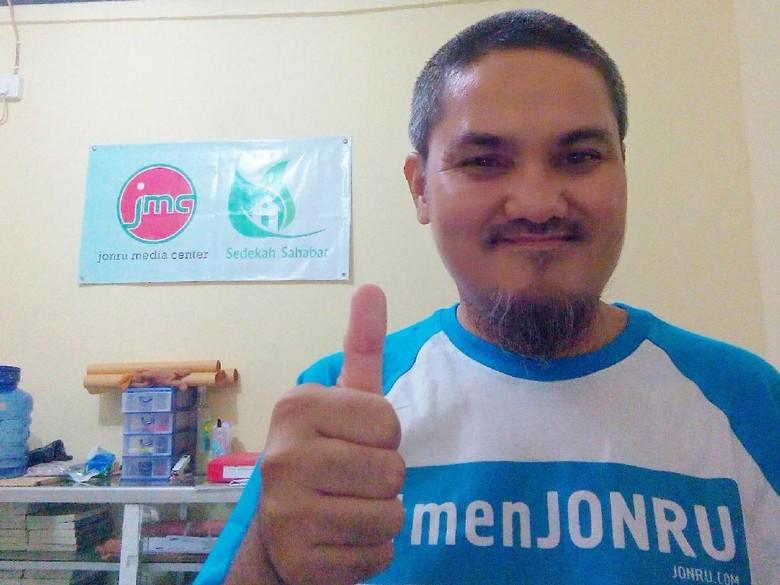 Kemenkominfo Koordinasi ke Polisi soal - Jakarta Tidak hanya melaporkan ke Muannas Al Aidid juga meminta akun media sosial Jonru Ginting Kemenkominfo menyatakan akan